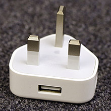 iPhone charger(UK) usb power adapter