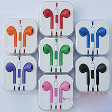 iPhone5 earphone(colorful)